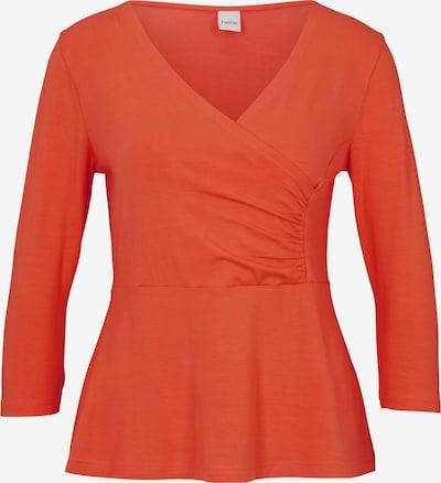 heine Majica | oranžno rdeča barva, Prikaz izdelka