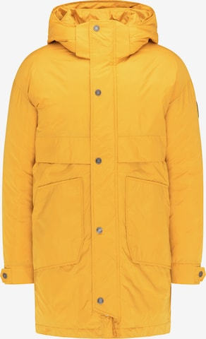 Parka d'hiver MO en jaune