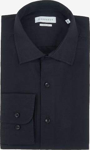 CARPASUS Hemd ' Shirt Classic ' in Schwarz