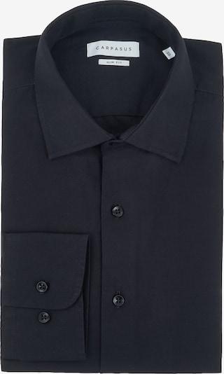 CARPASUS Hemd ' Shirt Classic ' in schwarz, Produktansicht