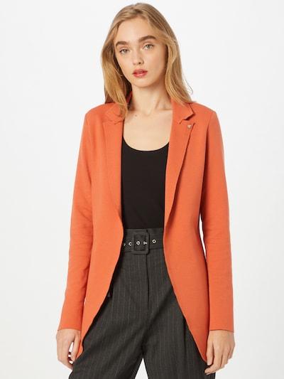 Švarkas iš Rich & Royal, spalva – oranžinė, Modelio vaizdas