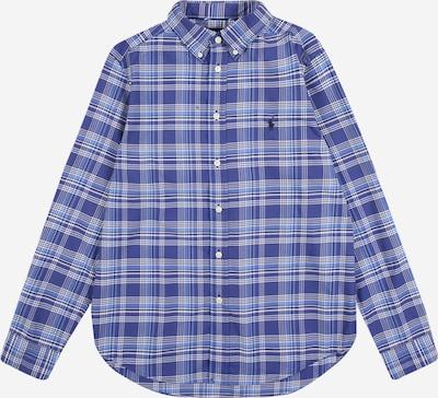 POLO RALPH LAUREN Overhemd in de kleur Blauw / Lichtblauw / Wit, Productweergave