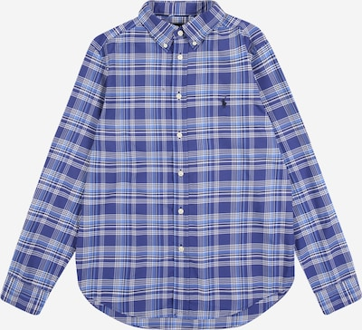 POLO RALPH LAUREN Camisa en azul / azul claro / blanco, Vista del producto