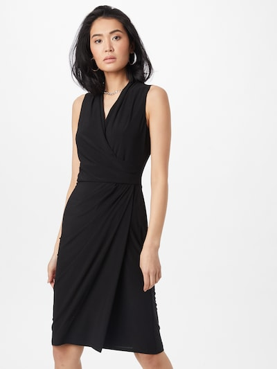 Lauren Ralph Lauren Etuikleid 'FARIA' in schwarz, Modelansicht