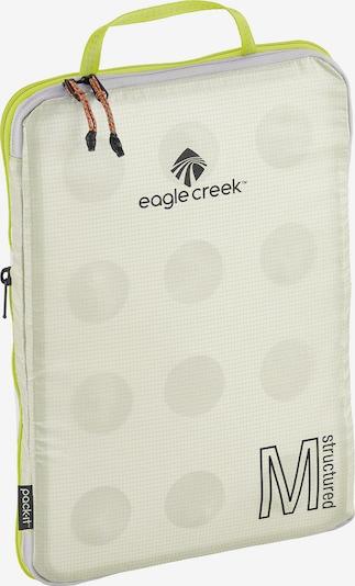EAGLE CREEK Packtasche in hellgrün / weiß, Produktansicht