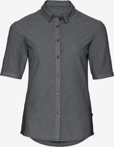 ODLO Multifunctionele blouse 'Kumano Active' in de kleur Antraciet, Productweergave