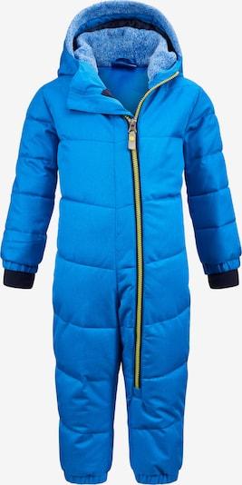 KILLTEC Schneeanzug 'Twinkly' in himmelblau, Produktansicht