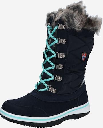 TROLLKIDS Boots 'Holmenkollen' in Blue