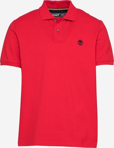 TIMBERLAND Shirt in kirschrot, Produktansicht
