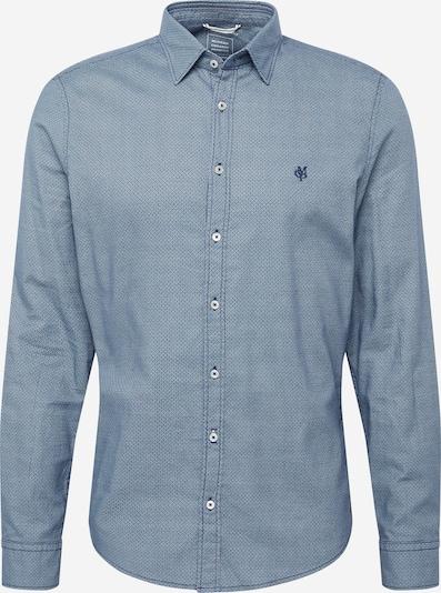 Marc O'Polo Overhemd in de kleur Marine / Smoky blue, Productweergave