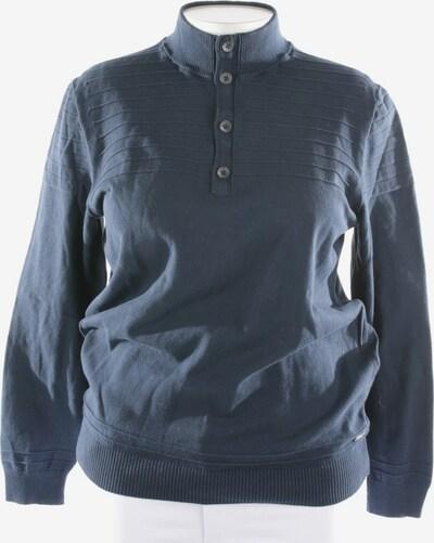 HUGO BOSS Pullover / Strickjacke in L in dunkelblau, Produktansicht