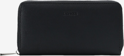 L.CREDI Brieftasche 'GRAZIA' in blau, Produktansicht