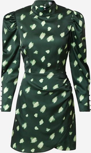 GLAMOROUS Robe en émeraude / vert clair, Vue avec produit