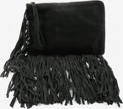 ZARA Clutch in One Size in schwarz, Produktansicht