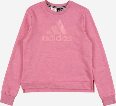 ADIDAS PERFORMANCE Sportsweatshirt 'Bos' in rosé / pastellpink, Produktansicht
