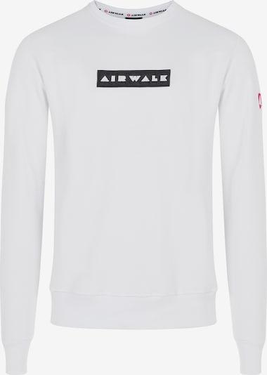 AIRWALK Sweatshirt in weiß, Produktansicht