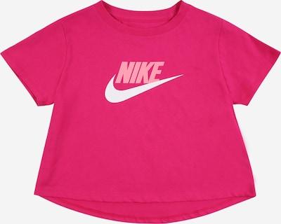 Nike Sportswear Shirt in pink / hellpink / weiß, Produktansicht