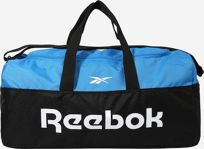 REEBOK Sporta soma debeszils / melns / balts, Preces skats