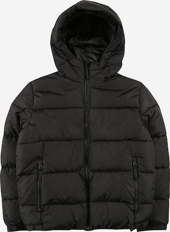 ICEPEAK Outdoor jacket 'KIRKMAN' in Black