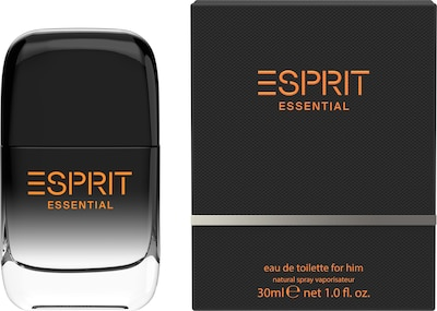 ESPRIT Esprit Eau de Toilette in schwarz, Produktansicht