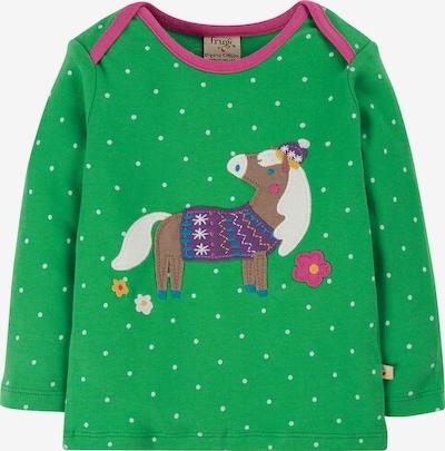 frugi Shirt in grün / mischfarben, Produktansicht