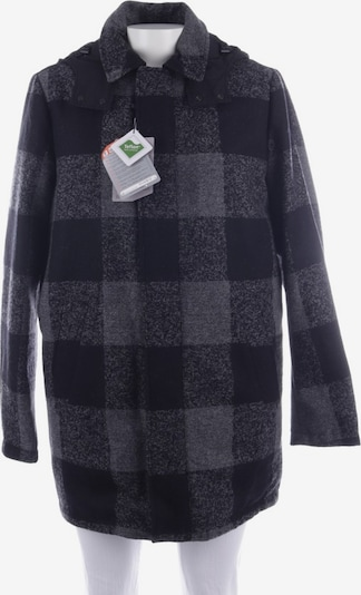 Woolrich Wendejacke in L in dunkelbraun / grau, Produktansicht