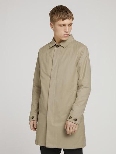 TOM TAILOR DENIM Mantel in beige, Modelansicht