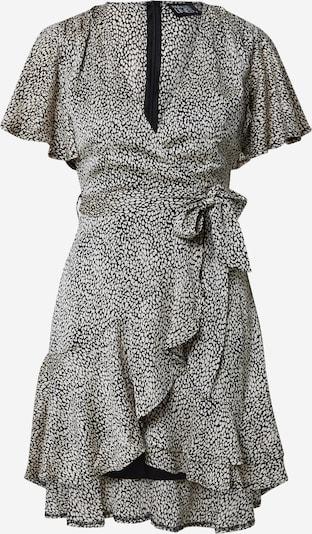 Parallel Lines Robe-chemise en beige / noir, Vue avec produit