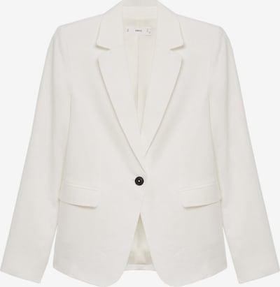 MANGO Блейзър 'BORELI' в бяло, Преглед на продукта