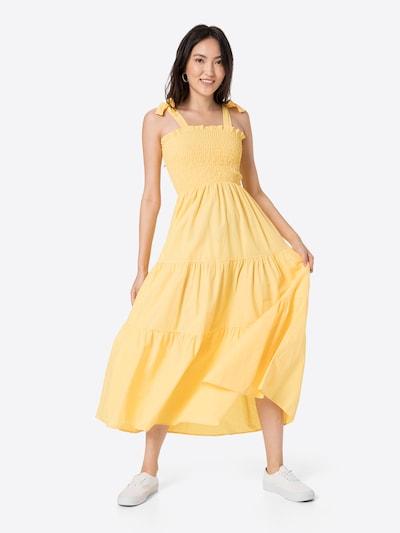 DeFacto Letní šaty - žlutá, Model/ka