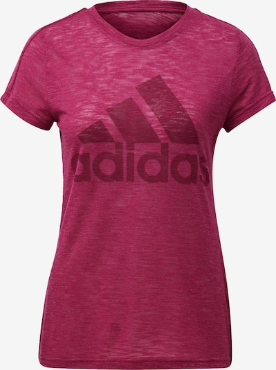 ADIDAS PERFORMANCE T-Shirt ' Must Haves Winners ' in pink, Produktansicht