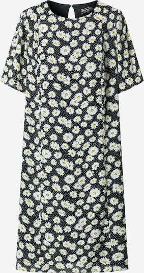 Dorothy Perkins Jurk 'Daisy' in de kleur Geel / Grijs / Wit, Productweergave
