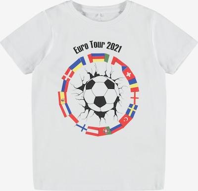 Maglietta 'Jungo' NAME IT di colore colori misti / bianco, Visualizzazione prodotti