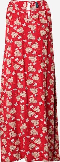 krém / grafit / piros / fehér Tranquillo Nyári ruhák, Termék nézet