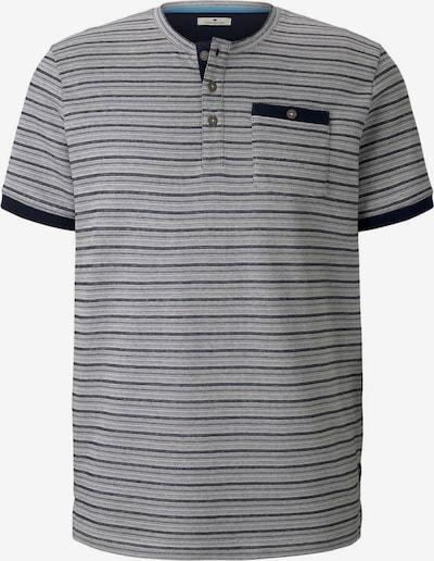 TOM TAILOR Tričko - modrá / sivá, Produkt