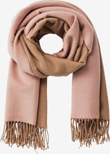 HALLHUBER Schal 'Doubleface' in camel, Produktansicht