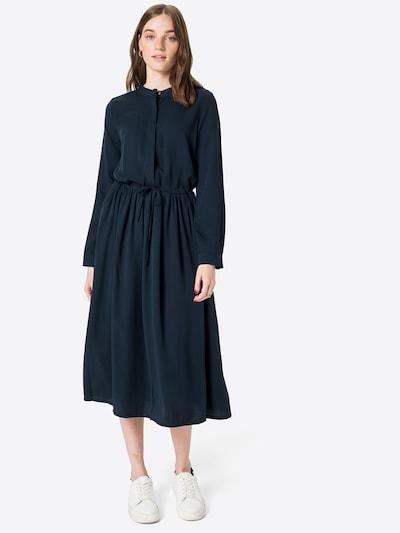 Rochie tip bluză 'Marina' Givn BERLIN pe albastru închis, Vizualizare model