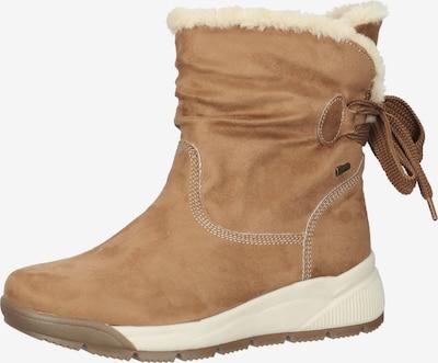 Relife Stiefelette in camel, Produktansicht