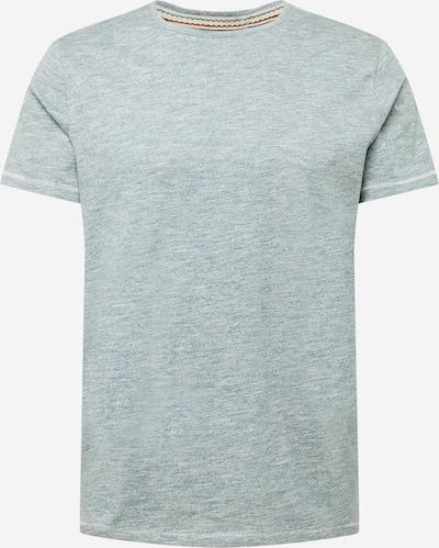 BLEND T-Shirt en bleu fumé, Vue avec produit