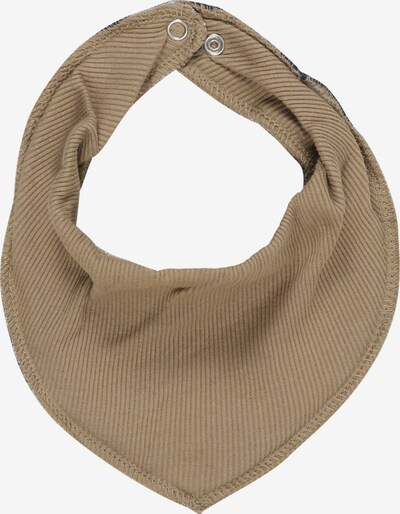 NAME IT Shawl 'OSSIE' in Navy / Light brown, Item view