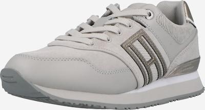 Sneaker low 'City Runner' TOMMY HILFIGER pe auriu / gri, Vizualizare produs