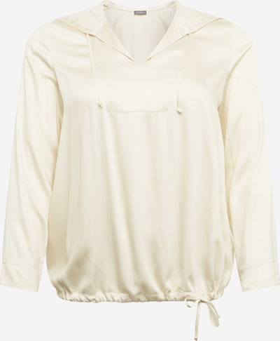 SAMOON Blouse in de kleur Crème, Productweergave