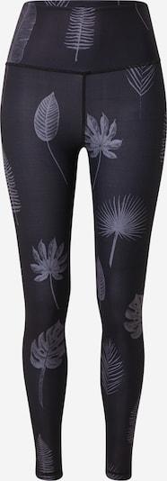 DEDICATED. Leggings 'Kaxholmen' en gris / antracita, Vista del producto