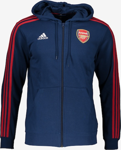 ADIDAS PERFORMANCE Athletic Jacket in marine blue / Dark blue, Item view