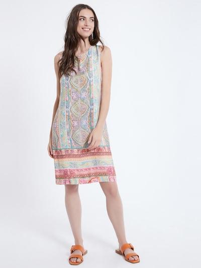 Ana Alcazar A-Linienkleid ' Ameba ' in mischfarben, Modelansicht