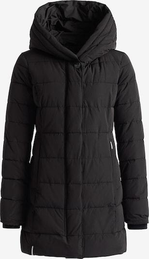 khujo Winterjas 'SILLA' in de kleur Zwart, Productweergave