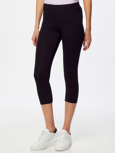 Gina Tricot Leggings in schwarz, Modelansicht