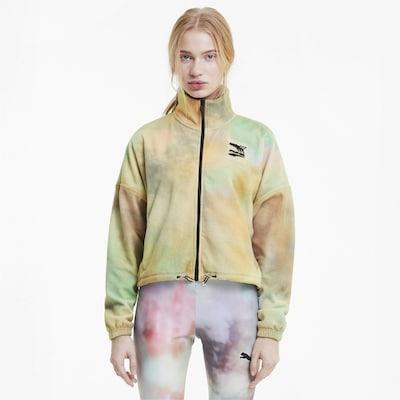 PUMA Functionele jas in de kleur Gemengde kleuren: Vooraanzicht