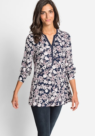 Olsen Blouse in Mixed colors