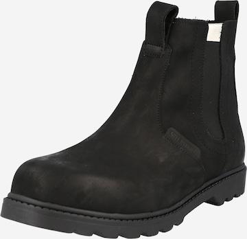 SHEPHERD Chelsea Boots 'KLAS' in Black
